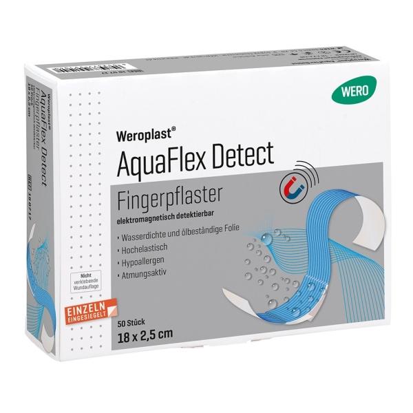 Fingerpflaster Weroplast® AquaFlex Detect