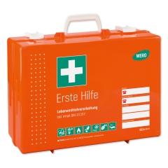 Werotop® 450 Erste Hilfe Koffer Lebensmittelverarbeitung DIN 13157
