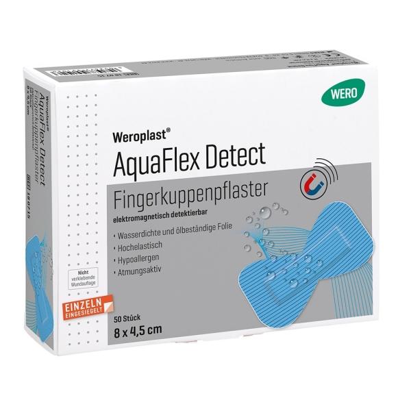 Fingerkuppenpflaster Weroplast® AquaFlex Detect