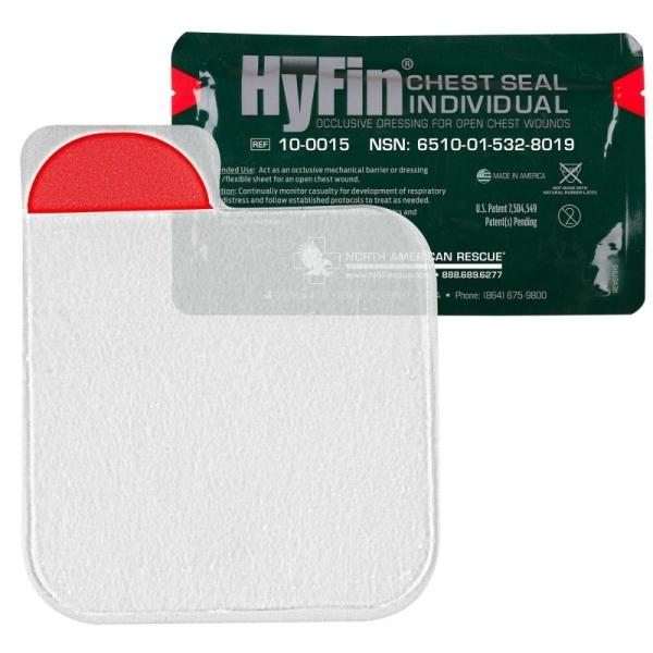 Hyfin Thoraxpflaster, ohne Ventile