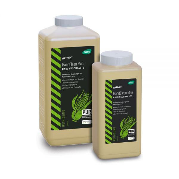 Handwaschpaste Aktivin® HandClean Mais