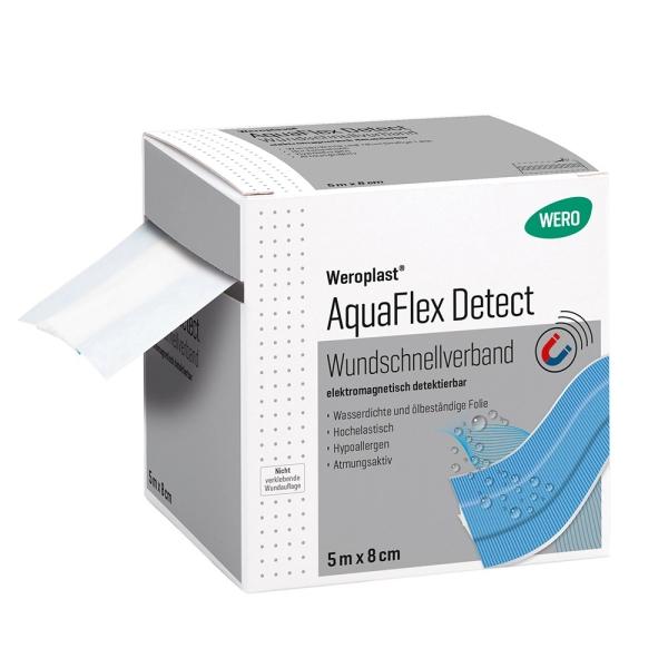 Wundschnellverband Weroplast® AquaFlex Detect
