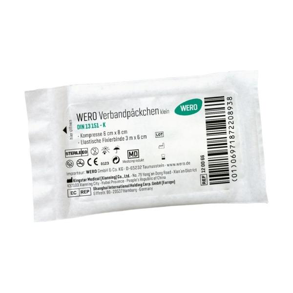 WERO Verbandpäckchen DIN 13151 K, steril