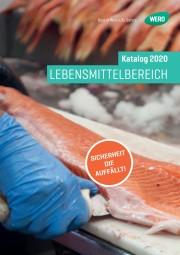 Katalog 2020 für den Lebensmittelbereich