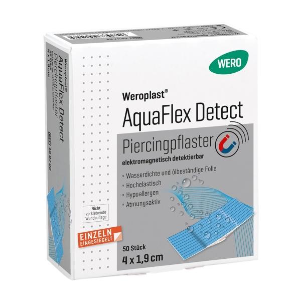 Piercing Pflaster Weroplast® AquaFlex Detect